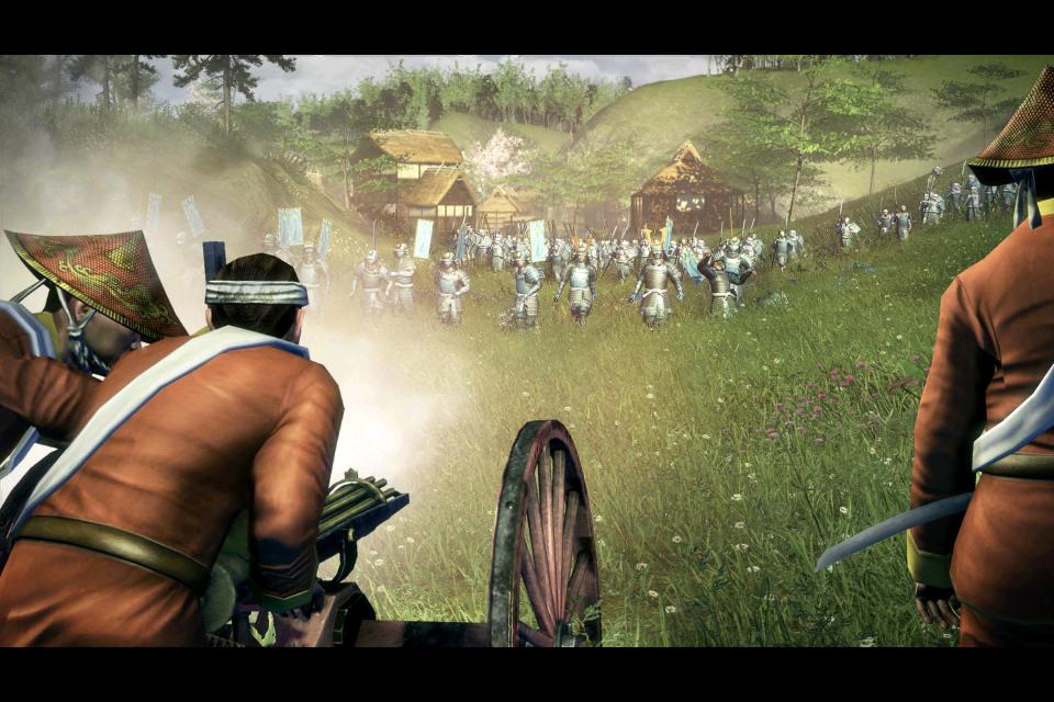 TW: SHOGUN 2 Fall of the Samurai Companion screenshot #5