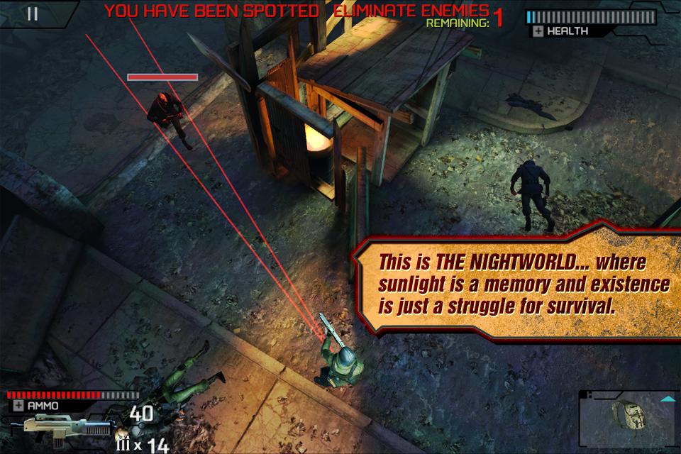 The Nightworld screenshot 2