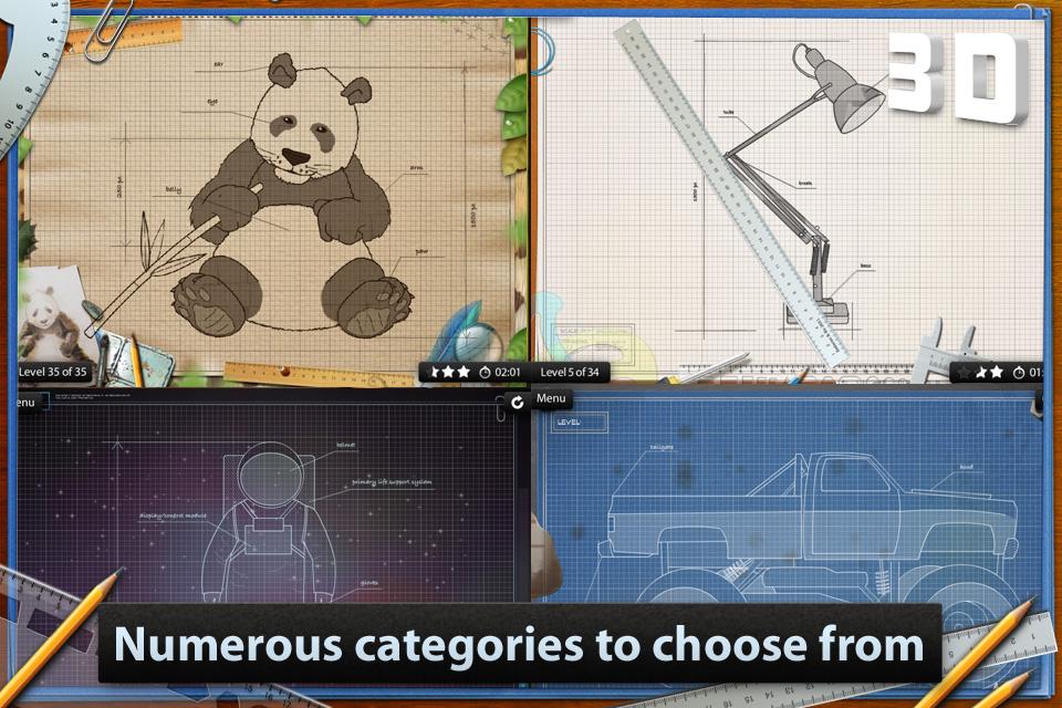 Blueprint 3D Free screenshot #2