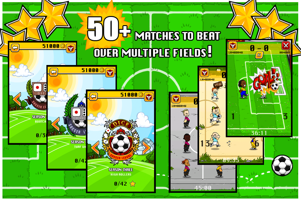Dice Soccer screenshot #5