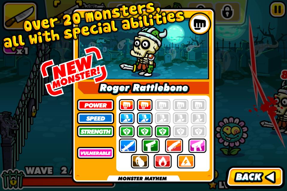 Monster Mayhem™ screenshot #2