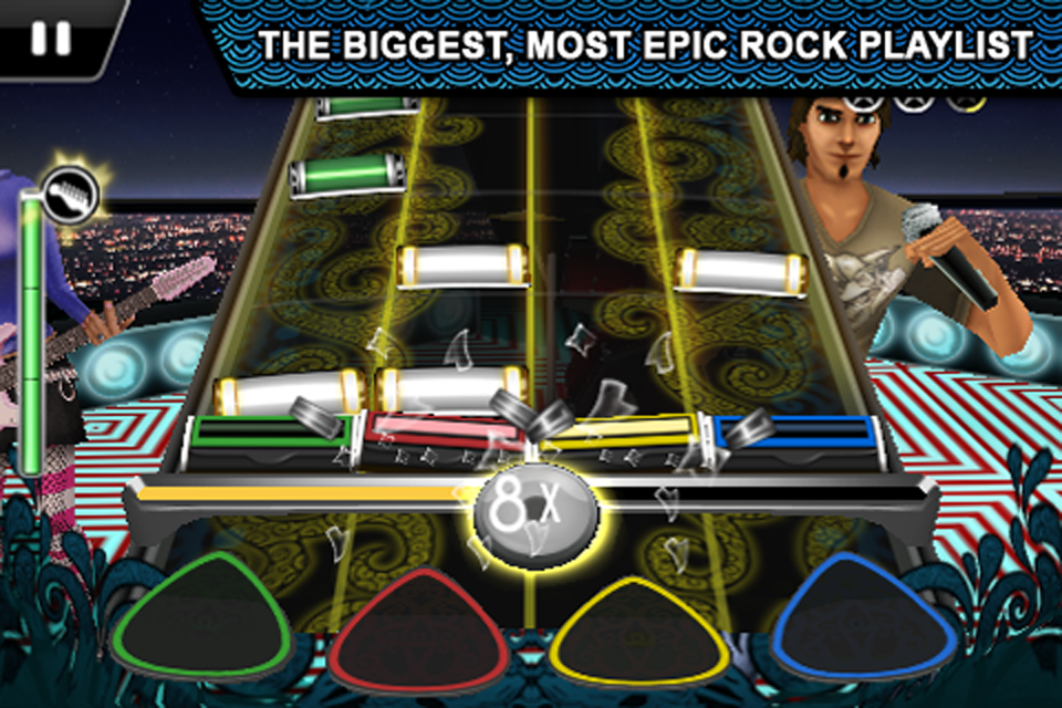 ROCK BAND Reloaded screenshot 2