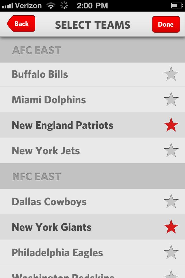 SB Nation - Sports News screenshot 3