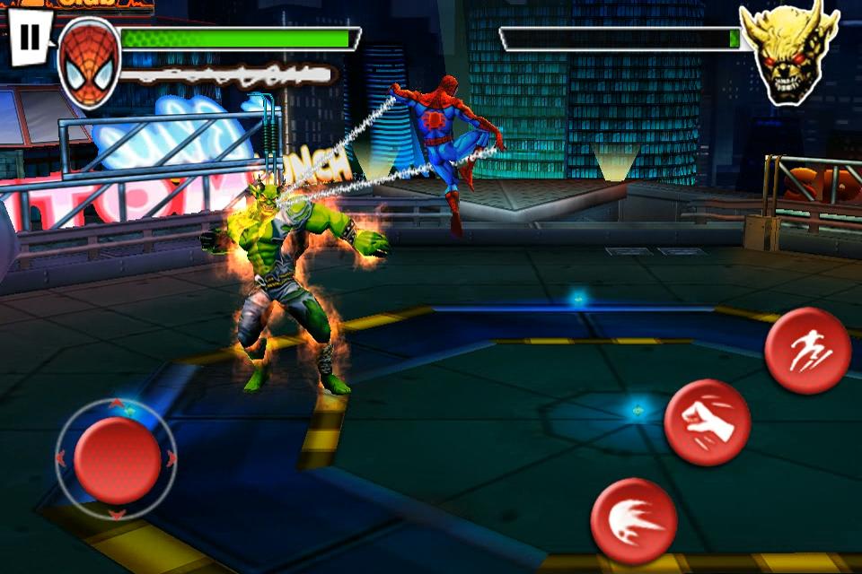 Spider-Man: Total Mayhem FREE screenshot #5