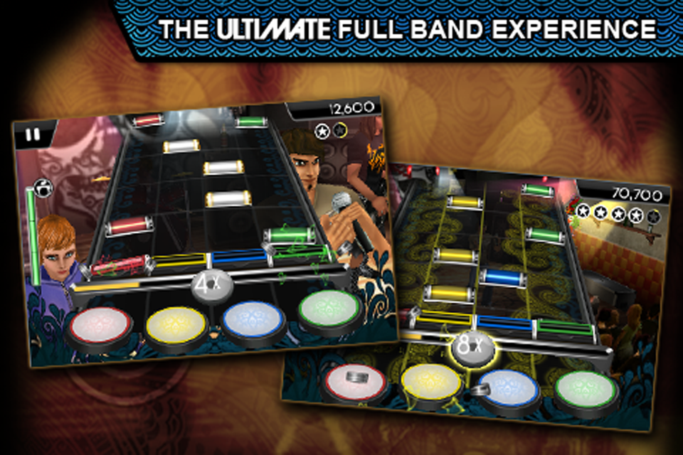 ROCK BAND Reloaded screenshot 4