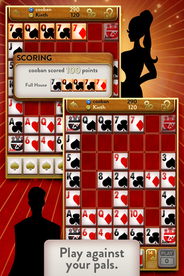 Poker Pals Free screenshot #2