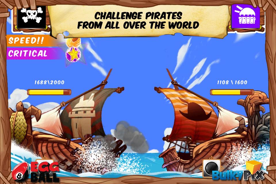 The Pirate King ! screenshot #4