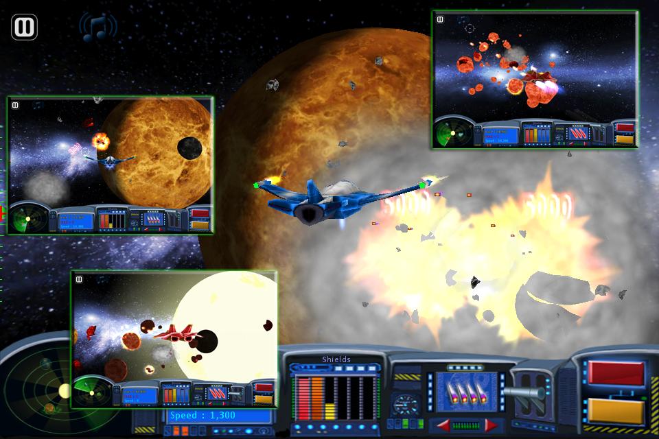 Asteroids 2012 screenshot 5