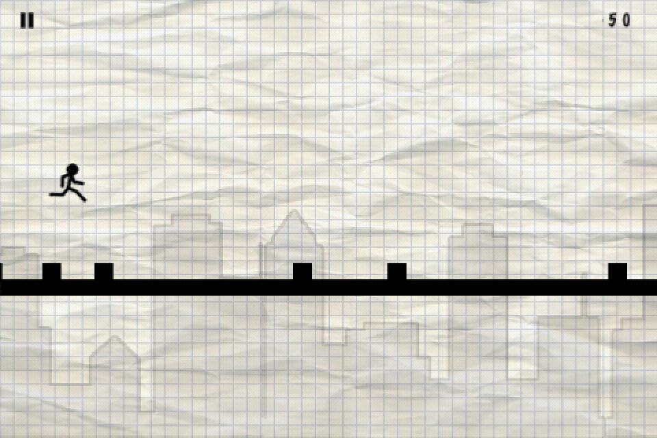 Line Runner Lite screenshot #2