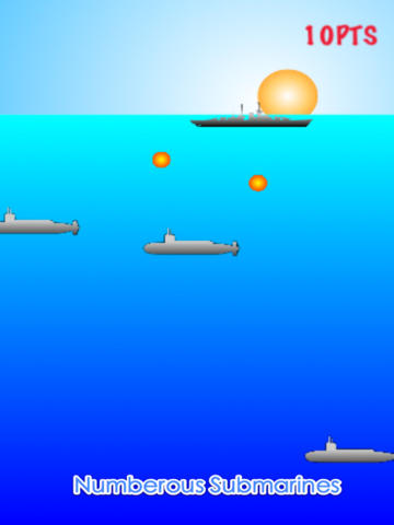 Battleships vs Submarines screenshot 6