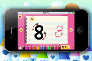 Kid's Numbers HD screenshot 5