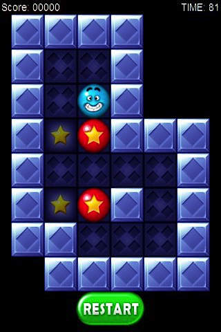 Push Ball (DS) screenshot 1