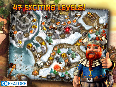 Northern Tale HD  (Premium) screenshot 3