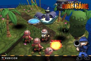 Great Little War Game Lite screenshot #2