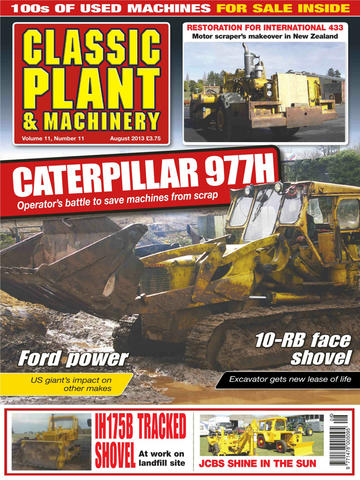 Classic Plant & Machinery screenshot 2