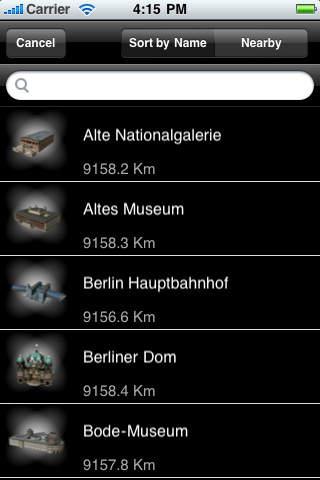 Tour4D Berlin screenshot 4