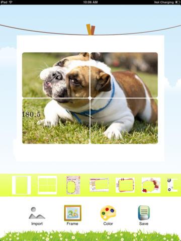 Photo Sticker for iPad screenshot 4