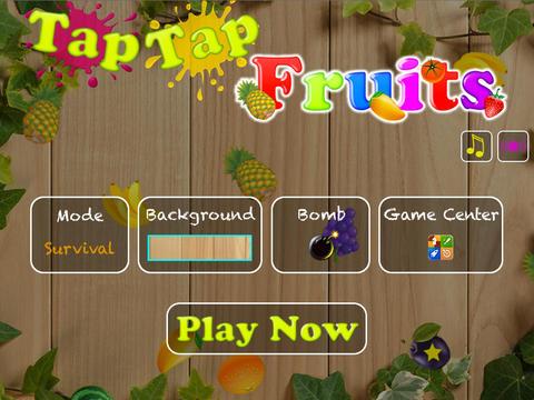 Tap Tap Fruits Lite screenshot 7