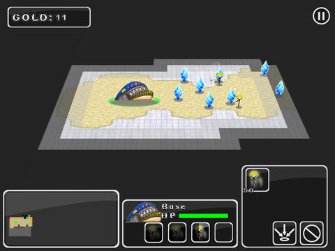 Doodle Wars 2 : Counter Strike Wars HD screenshot 4