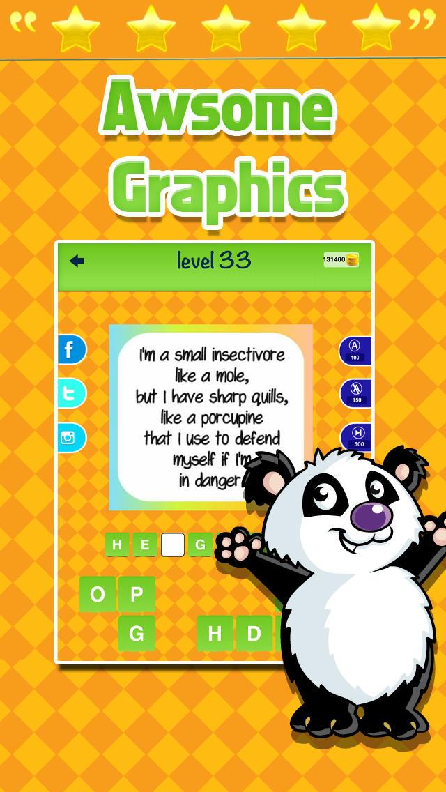 Riddle Me Animals Pro screenshot 3