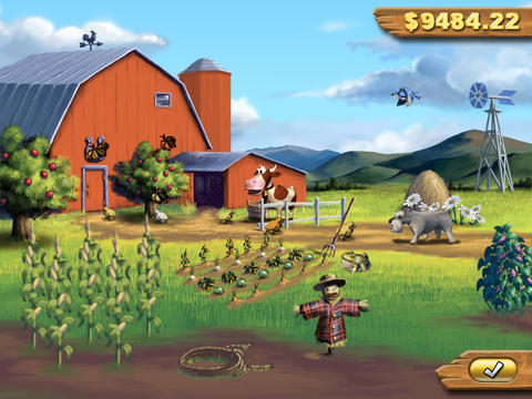 Cash Cow Deluxe screenshot #2