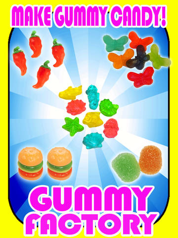 Gummy Factory for iPad screenshot 4
