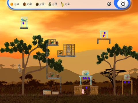 Trippy Monkey Free screenshot 8
