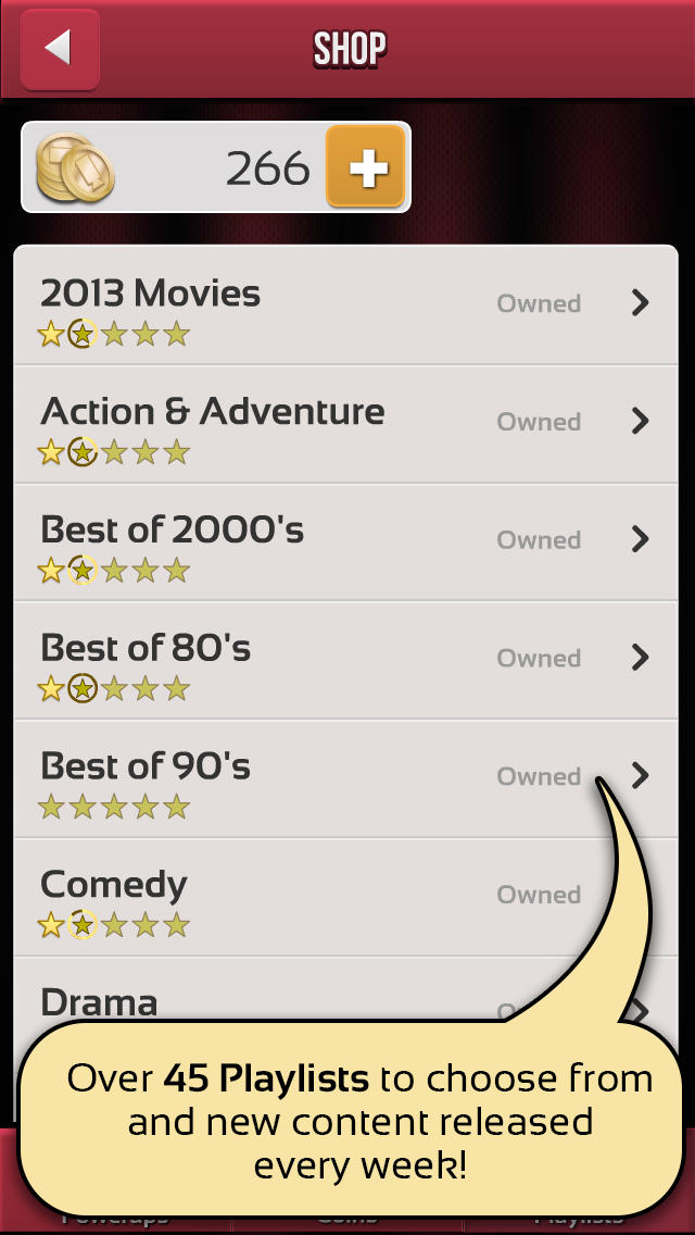MoviePop - Movie Trivia from the maker of SongPop screenshot 3