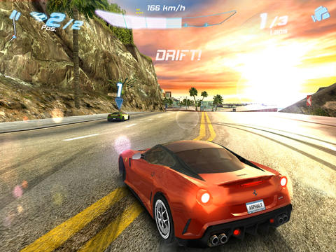 Asphalt 6: Adrenaline HD screenshot 3