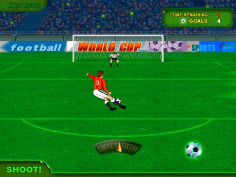 Addictive Soccer screenshot 7