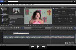Course for Final Cut Pro X 106 screenshot #4
