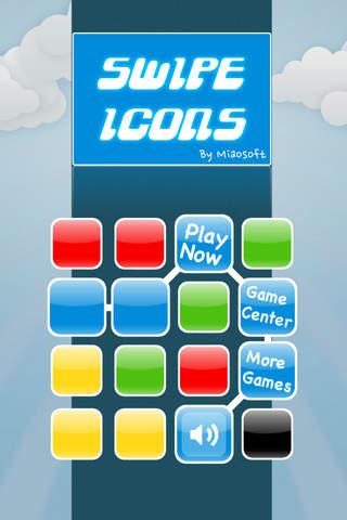 Swipe Icons - náhled