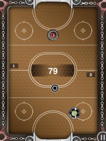 Air Hockey HD (Multiplayer) screenshot 1