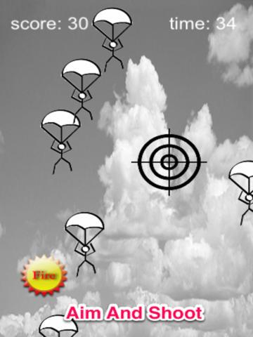 Aiming And Shooting: Stickman Sniper Battle screenshot 4