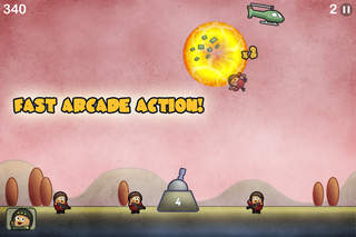 Tiny Warriors screenshot 2