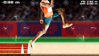 QWOP for iOS screenshot 3