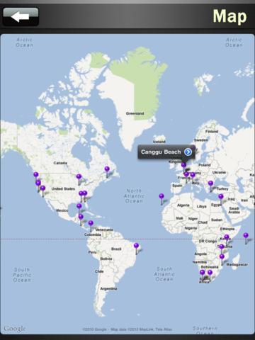 50 Beaches of the World screenshot 10