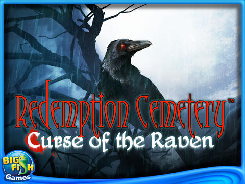 Redemption Cemetery: Curse of the Raven HD (Full) screenshot #1