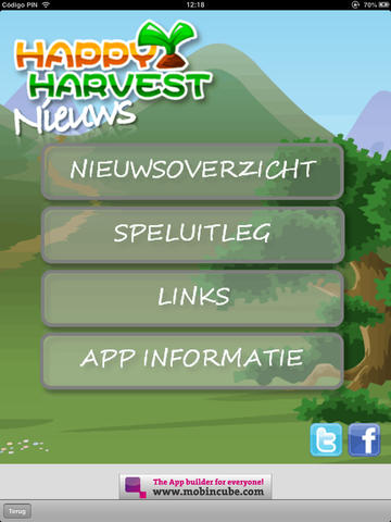 Happy Harvest Nieuws screenshot 7