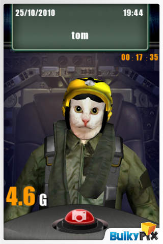 9G Effects: Centrifuge FREE screenshot #5