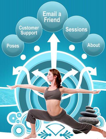 15 minute yoga workout plan screenshot 5