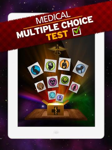 Medical Examination (Multiple Choice Test) screenshot 6
