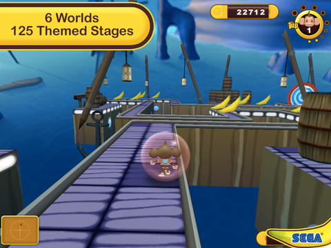 Super Monkey Ball: Sakura screenshot 7