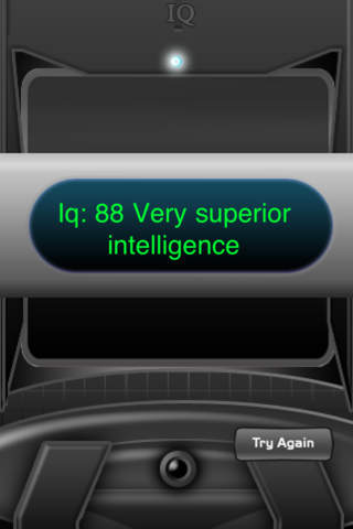 Fingerprint IQ Scanner Lite screenshot 2