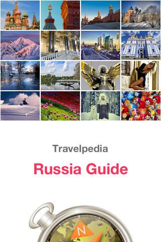 Russia Travelpedia screenshot 1