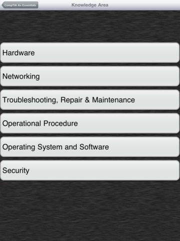CompTIA A+ Essentials 220-701 Exam Practice screenshot 9