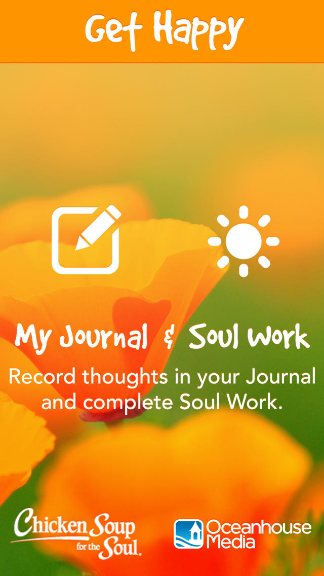 Get Happy - Chicken Soup for the Soul® screenshot 3