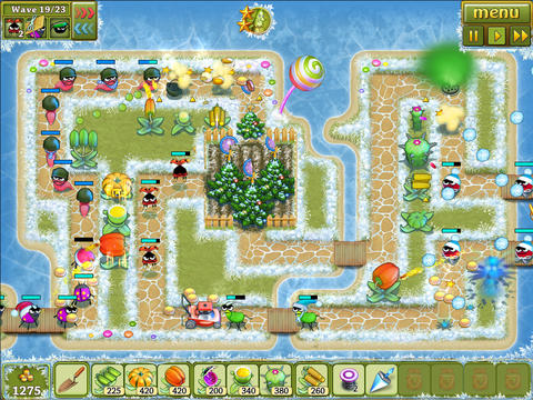 Garden Rescue Christmas edition HD free - náhled