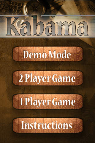 Kabama screenshot 1
