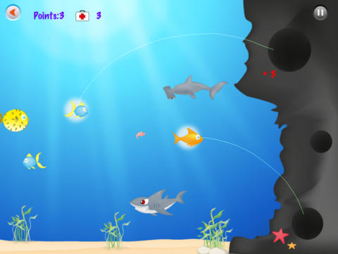 FishControl HD screenshot 1
